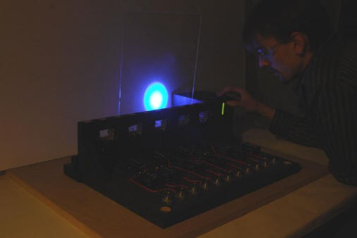UV LED lamps