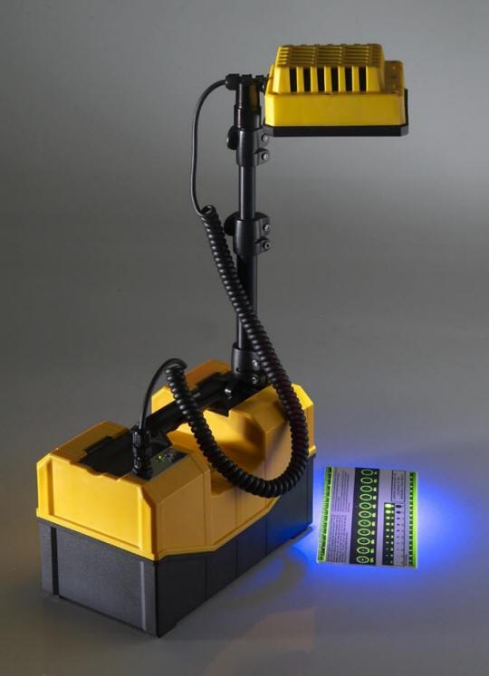 LUYOR-3180 HIGH INTENSITY UV LED UV LAMP